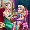 play Enjoy Elsa Mommy Toddler Feed