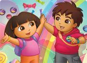 Dora Diego Adventure game