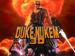 Duke Nukem 3D game