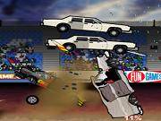 Destroy More Cars game