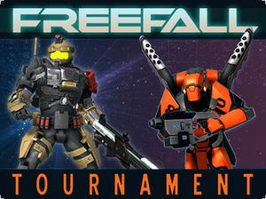 play Freefall Tournament