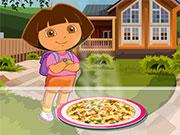 Dora Autumn Breakfast game