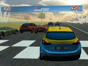 Y8 Sportscar Grand Prix game