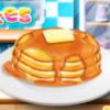 Cooking Breakfast Pancakes game