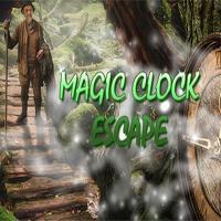 Magic Clock Escape game