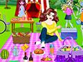 Monster High Picnic Party game