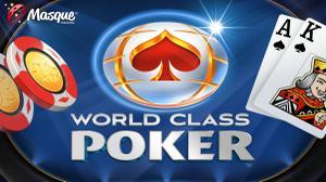 World Class Poker game