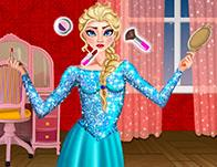 Frozen Princess Prep game