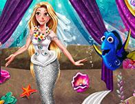 Glamorous Mermaid Wedding game