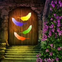 Colorful Feathers Escape game
