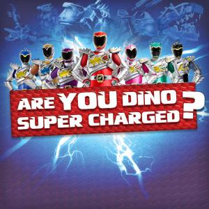 Power Rangers Dino Super Charge: Are You Dino Super Charged? Quiz game