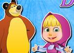 Masha And The Bear Dollhouse game