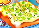 Bread Pizza game