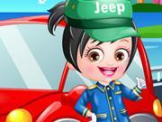 Baby Hazel Chauffeur Dressup game