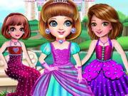 Baby Princesses Castle game