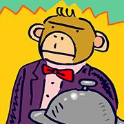 Monkey Butler game