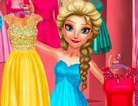 Ice Queen Fashion Day game