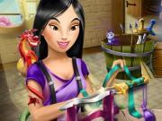 Mulan'S Crafts game