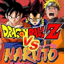 Dragon Ball Vs Naruto Cr: Vegeta game