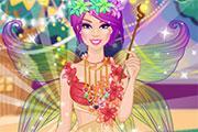 Barbie Flower Fairy game