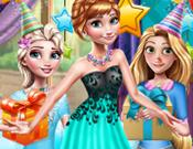 Princess Birthday Celebration Dress Up game