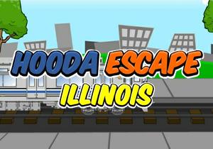 Hooda Escape Illinois game