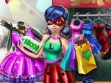 Ladybug Realife Shopping game