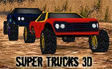 Super Trucks 3D game