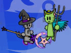 Fantasy Cats Shooter 2 game
