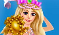 Carnaval Mermaid Dress Up game