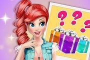 Ariel Birthday Girl game