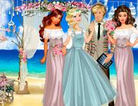 play Barbie'S Hipster Wedding