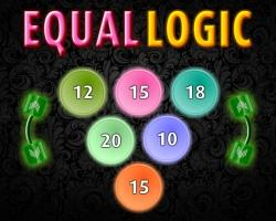 Equal Logic game