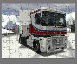 Renault Truck Magnum game