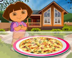 Dora Autumn Breakfast game
