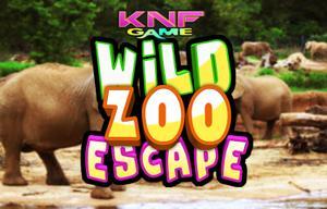 Wild Zoo Escape game
