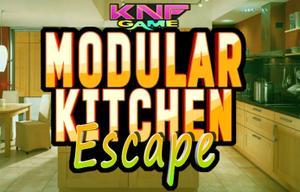 Modular Kitchen Escape game