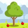 Apple Mega Drop game