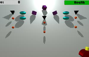 Gpd Sliding Cannon - Hackathon Project game