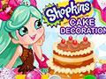 Shopkins Cake Decoration game