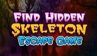 Find Hidden Skeleton Escape game