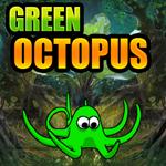 Green Octopus Escape game