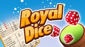 Gamepoint Royaldice game