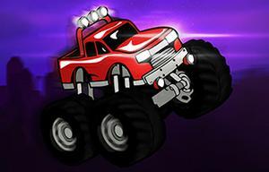 Monstertruck Superhero 2 game