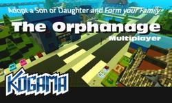 Kogama: The Orphanage game