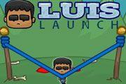 Luis Launch game