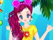 Anime Cutie Dress Up game