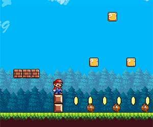 Super Mario Twins game