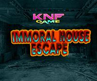 Immoral House Escape game