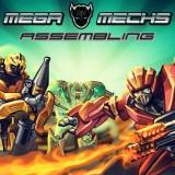 Mega Mechs Assembling game